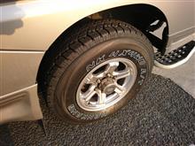 タイヤ交換 FT-7