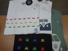 VWのTシャツ