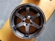 今日のホイール RAYS VolkRacing TE37SL(レイズ ボルクレーシング TE37SL) -ミツビシ ランサーエボリューション用-