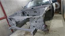『親父が息子のために作るハチロクプロジェクト(笑)』 ハチロク8号車(その5)~気分はAE86新車製造工場!