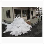 季節外れの大雪でしたが、、今 ...