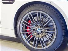 BMW 純正フロントホイール 8.5J×18