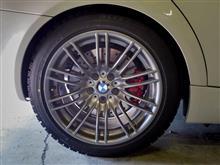 BMW 純正リアホイール 9.5J×18