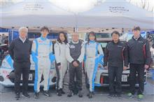 TGR Rally Challenge in 八ヶ岳茅野