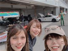トライアル走行会 in 岡山国際サーキット!