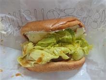 クリームチーズテリヤキバーガー