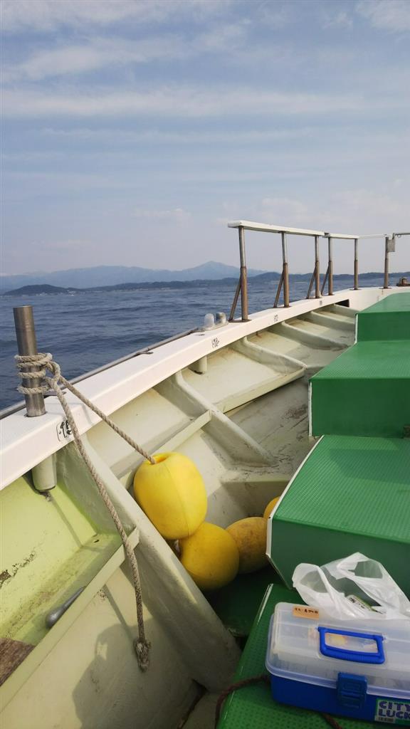 平成最後の海釣り