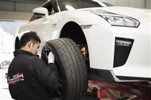 新サービス開始!R35 GT-R タイヤキャンペーン!