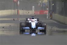A manhole lid destroyed the f1 machine in 2019 Azerbaijan Grand Prix.