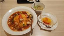 最近、生息数が減っている様な…  #天津丼 #天津飯 #トレッサ横浜 #上海灘ダイニング