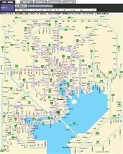 事故も渋滞もない、平成31年4月30日未明の首都高エリア