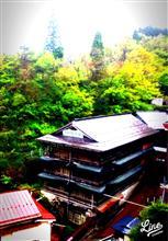 たまには♨️温泉、木村屋旅館