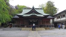 師岡熊野神社に参拝  #師岡熊野神社 #月例祭 #改元奉告祭