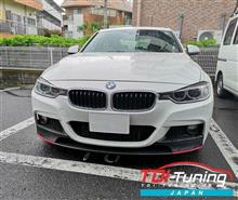 【BMW 320d LDA-8C20 ディーゼルサブコンTDI Tuning TWIN CHANNEL】インプレ頂きました。