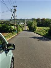 呼子朝市と加部島の一本道