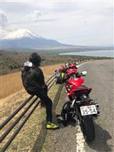 レンタルバイクでツーリング〜
