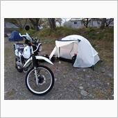 静岡キャンプツーリング