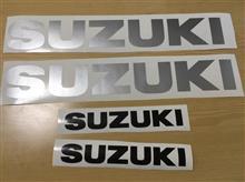 ステッカー作成→貼り付け→完成~・・・ じゃなかったw