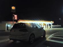 夜の南足柄ドライブ | 39451km