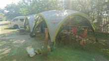今シーズン初キャンプ