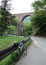 東京都から長野県まで自転車で