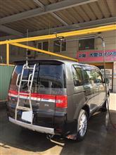 洗車しながらぶらぶらと(^^)