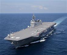 日米比印南シナ海航行 中国牽制 初の合同訓練