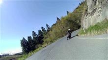 バイクツーリング   岩手県 阿原山高原