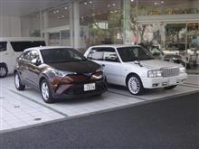 トヨタ C-HR S (CVT・ZYX10)