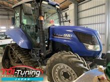 【イセキ ISEKI TVJ95 95PS 農業用トラクターディーゼルサブコン TDI Agricultural Diesel Tuning 】インプレ頂きました!