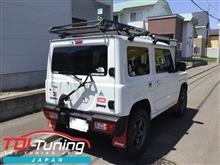 【新型ジムニー 3BA-JB64W サブコンCRTD4® Petrol TDI Tuning】取付け頂きました!