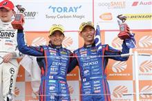 スーパーGT Rd.3 鈴鹿レース結果