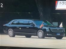 トランプ大統領専用車にこんな細工が‼️