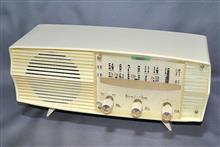 メーカー・型番不明 日本製、真空管ラジオ