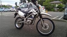 バイク買って1週間経ちました。