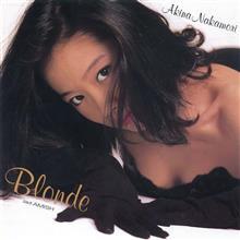 (明菜ちゃん) 今日は「BLONDE」発売の日