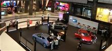 展示イベントで「MAZDA3」を体感 @ グランフロント大阪 北館1階 ナレッジプラザ