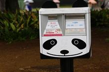 雨の動物園にパンダを見に行ってきた!