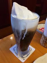 崩落 コメダ クリームコーヒーが