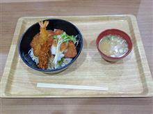 北陸道上り南条SA 醤油カツ丼900円