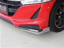 無限アンダースポイラー装着車専用コーナースポイラー