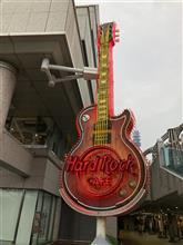 横浜ハードロックカフェ(=^・^=)