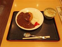 舞鶴若狭道下り西紀SA 三田屋コロッケ大勝軒カレー830円
