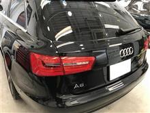 【SurLuster Lab】今日のお車・Audi  A6 Avant 4G(C7)
