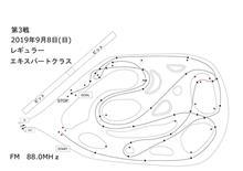 もっと!お気楽ジムカーナ2019 第3戦 コース図
