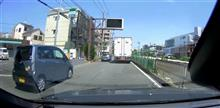 6月13日の午後は飯田橋  #Volvo #S60 #首都高 #飯田橋