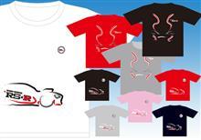 夏だ!!Tシャツだ!!RS★R オリジナルTシャツ 発売中♪