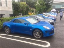 2019年6月の代官山モニクル アルピーヌの会で見た車 その2