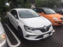 2019年6月の代官山モニクル アルピーヌの会で見た車 その4