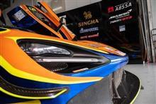 Blancpain GT Asia 鈴鹿WEEK終了